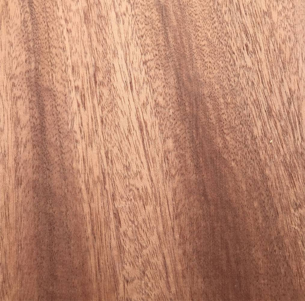 Burmese Mahogany Close Up