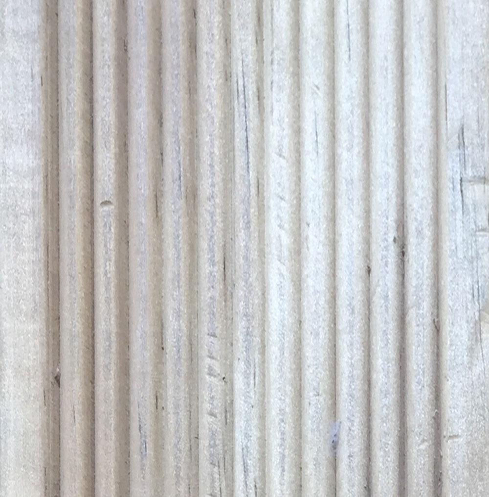 Pine Decking Close Up