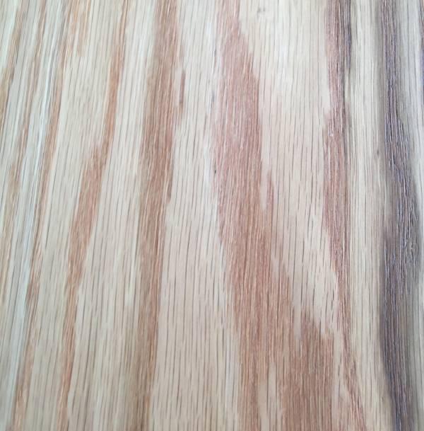 Red Oak Close Up